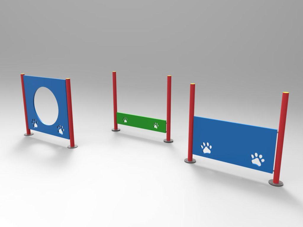 TIP 7606 – Prepreke za pse