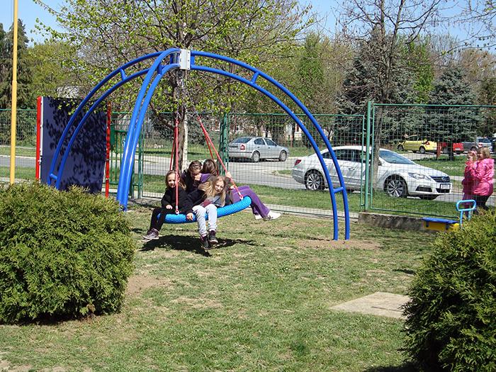 Osijek – Zentrum Ivan Štark
