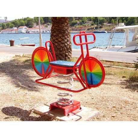 TYPE 8001 SPRING SEESAW BICYCLE
