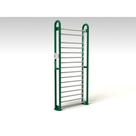 TYPE 9158 WALL BARS – outdoor fitness apparatus