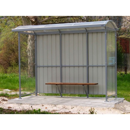 TYPE 1001 – 1001I BUS STOP SHELTER
