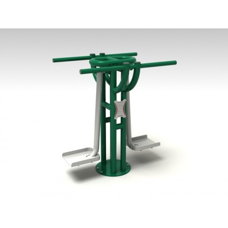 TYPE 9160 AIR SWINGER – outdoor fitness apparatus