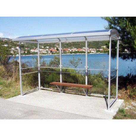 TYPE 1100 – 1100I BUS STOP SHELTER