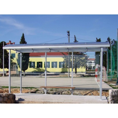 TYPE 1110 BUS STOP SHELTER