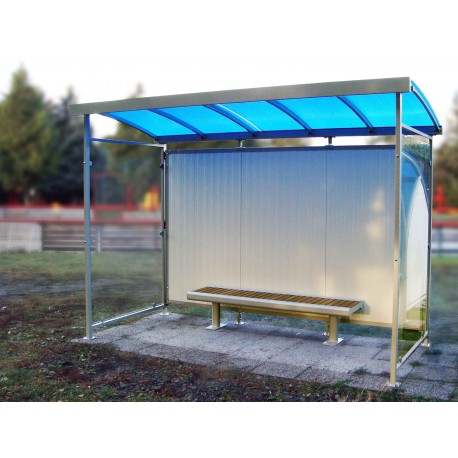 TYPE 1151 BUS STOP SHELTER