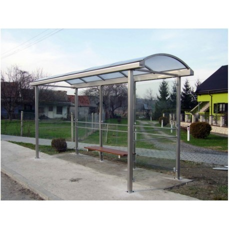 TYPE 1210 BUS STOP SHELTER