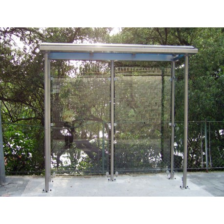 TYPE 1250 BUS STOP SHELTER