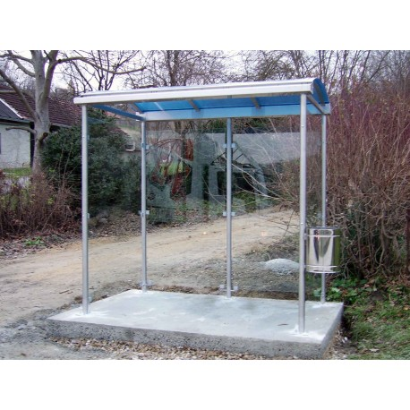 TYPE 1260 BUS STOP SHELTER