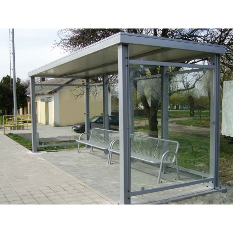 TYPE 1450 BUS STOP SHELTER