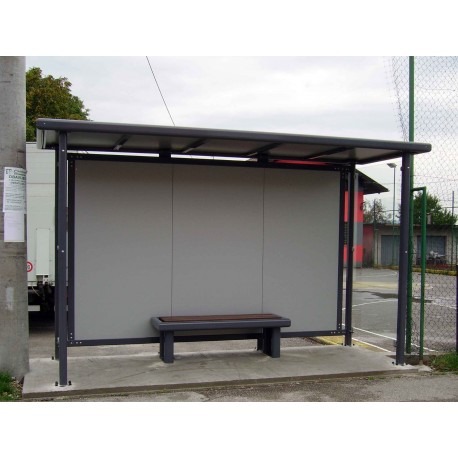 TYPE 1454 BUS STOP SHELTER