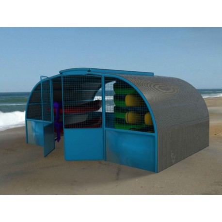 TYPE 1605 SHELTER FOR BOATS