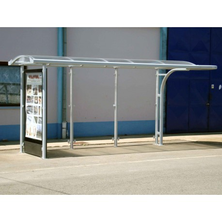 TYPE 1355 BUS STOP SHELTER