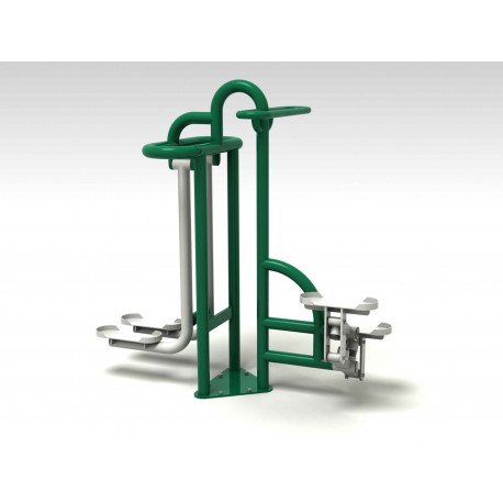 TYPE 9122 CLIMBER – outdoor fitness apparatus