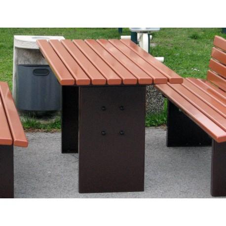 TYPE 3326 TABLE STEEL – ALUMINIUM