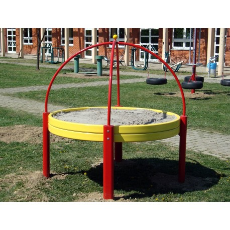 TYPE 8610 SANDBOX FOR CHILDREN IN WHEELCHAIR
