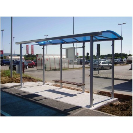 TYPE 1300 BUS STOP SHELTER