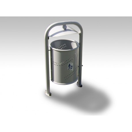 TYPE 2005 TRASH CAN 35L WITH LID
