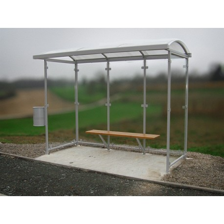 TYPE 1002 – 1002I BUS STOP SHELTER