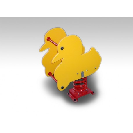 TYPE 8008 SPRING SEESAW DUCK