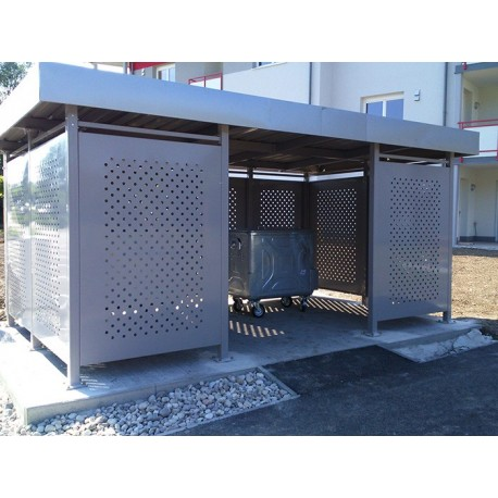 TYPE 1520 ECO SHELTER