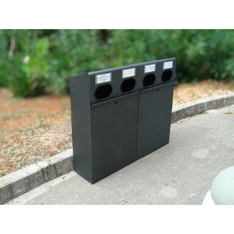 TYPE 2707 – Recycle Bin for waste selection