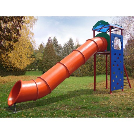 TYPE 8520 TUBULAR SLIDE WITH TOWER