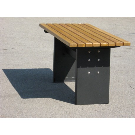 TYPE 3327 TABLE STEEL – WOOD