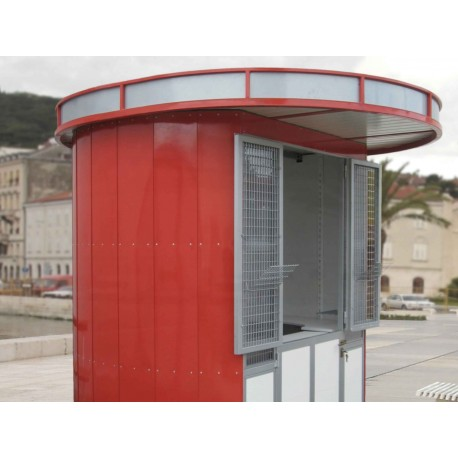 TYPE 6600 VERTICAL KIOSK