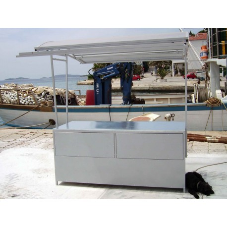 TYPE 6660 SALES STAND