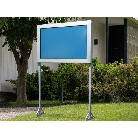 TYPE 5150 ADVERTISING BOARD ALIMINIUM – SAFETY GLASS