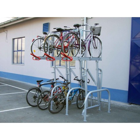 TYPE 4215 BICYCLE STAND ON STOREY