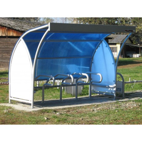 TYPE 1807 SHELTER FOR BICYCLES