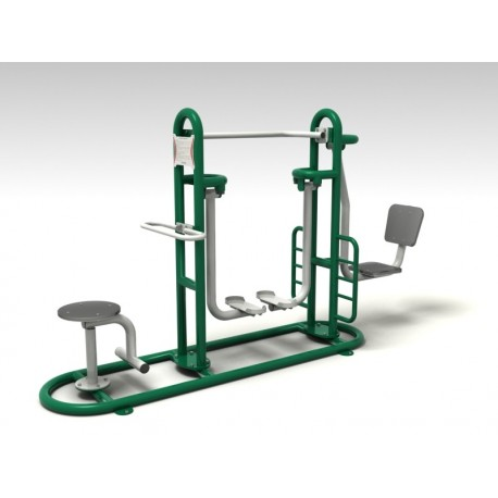 TYP 9101 Mini fitness set SENIOR